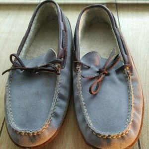 LL BEAN Women's Size 8 Moccasin Shoes